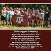 2010 Aggie Camping : A collection of Galleries that will be of interest to our Friends and Family